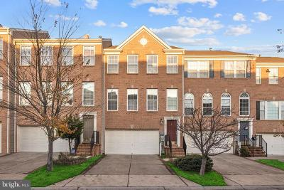Howard County Townhouse Under Contract: 9905 Fragrant Lilies Way