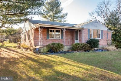 Howard County Single Family Home For Auction: 2370 Daniels Road