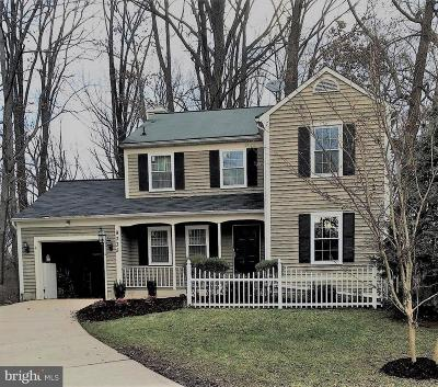 Howard County Single Family Home For Sale: 9335 Wild Grass Court
