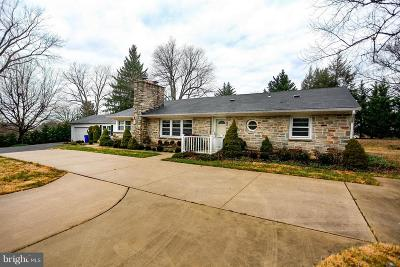 Howard County Single Family Home For Sale: 9214 Old Frederick Road