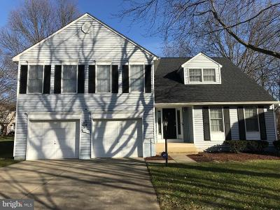 Howard County Single Family Home For Sale: 6417 Four Foot Trail