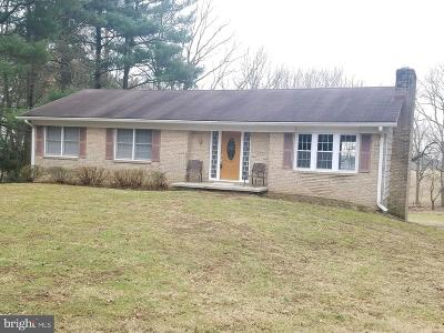 Howard County Single Family Home For Sale: 16211 Frederick Road