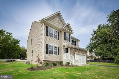 Howard County Single Family Home For Sale: Lot 1 Phelps Lane