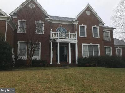 Woodbine Single Family Home For Sale: 3127 Lorenzo Lane
