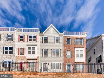Howard County Townhouse For Sale: 7219 Barry Lane