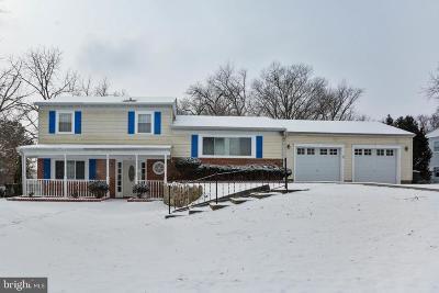 Elkridge Single Family Home For Sale: 6605 Pheasant Drive