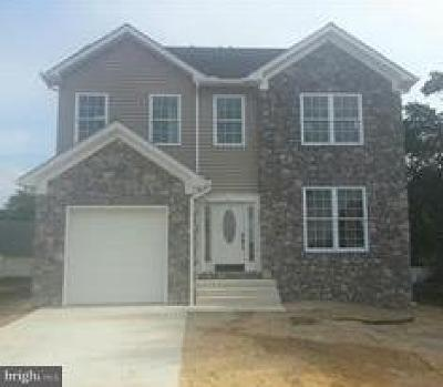 Elkridge Single Family Home Active Under Contract: Lot 2 Woodburn Avenue
