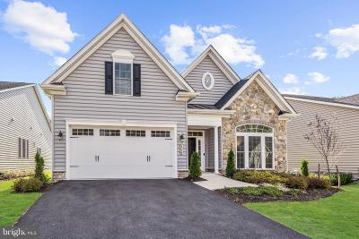 Marriottsville Single Family Home Under Contract: 2544 Sophia Chase Drive