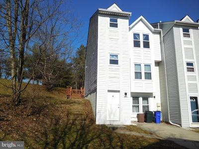 Ellicott City Townhouse For Sale: 3441 Orange Grove Court