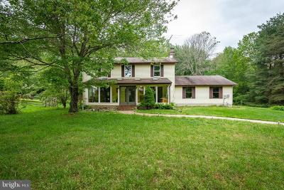 Single Family Home For Sale: 6582 Guilford Road