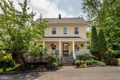 Ellicott City Single Family Home For Sale: 3600 Fels Lane
