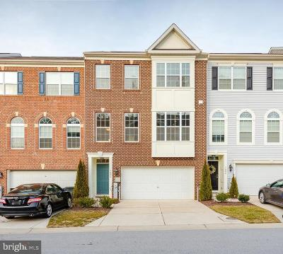 Columbia Townhouse For Sale: 7886 River Rock Way