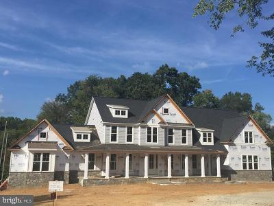 Howard County Single Family Home Under Contract: 14516 Old Frederick Road