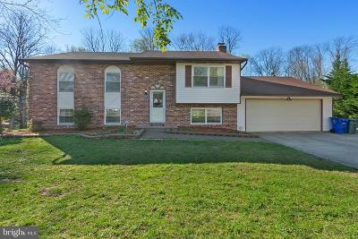 Ellicott City MD Single Family Home For Sale: $535,000
