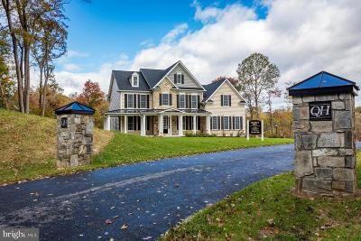 Howard County Single Family Home For Sale: 14534 Old Frederick Road