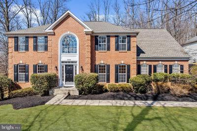 Howard County Single Family Home For Sale: 2020 Meadow Tree Court