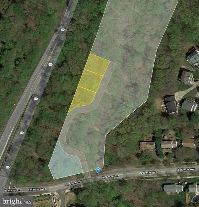 Laurel Residential Lots & Land For Sale: 9726 Baltimore Avenue