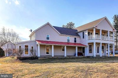 Howard County Single Family Home For Sale: 694 Watersville Road
