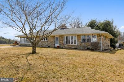 Ellicott City Single Family Home For Sale: 8895 Old Frederick Road