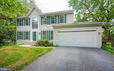 Ellicott City Single Family Home For Sale: 9976 Old Frederick Road