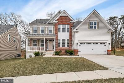 Ellicott City Single Family Home For Sale: 8627 Wellford Drive