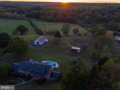 Anne Arundel County, Baltimore County, Carroll County, Harford County, Howard County Farm For Sale: 13615 Highland Road