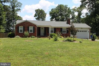 Ellicott City Single Family Home For Sale: 3785 Folly Quarter Road