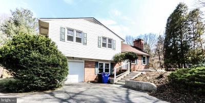 Ellicott City Single Family Home For Sale: 3713 Saint Johns Lane