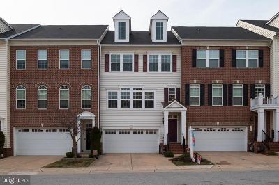 Laurel Townhouse For Sale: 9754 Northern Lakes Lane