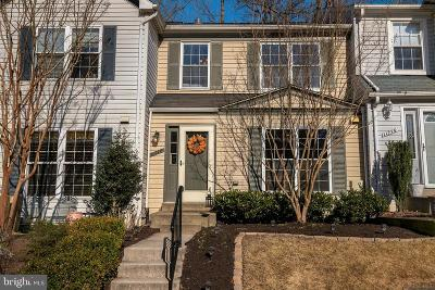 Columbia Townhouse For Sale: 11778 Stonegate Lane