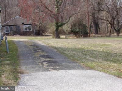 Howard County Residential Lots & Land Active Under Contract: 9562 Cissell Avenue