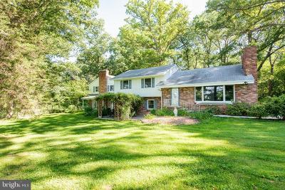 Sykesville, Eldersburg Single Family Home For Sale: 1445 Underwood Road