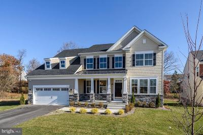 Ellicott City MD Single Family Home For Sale: $725,990