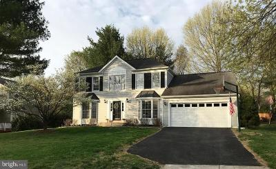 Ellicott City Single Family Home For Sale: 9707 Bridgewater Court