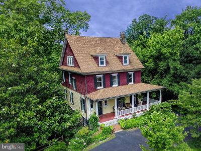 Ellicott City Single Family Home For Sale: 3892 College Avenue