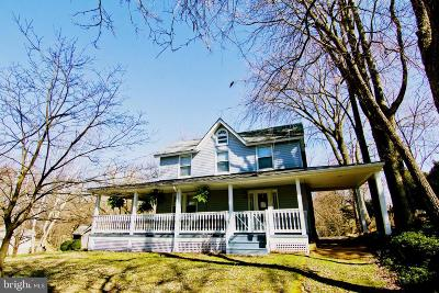Ellicott City Single Family Home For Sale: 8421 Old Frederick Road