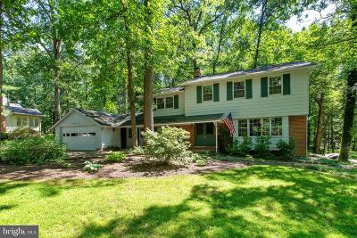 Glenwood Single Family Home For Sale: 14114 Burntwoods Road