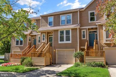 Columbia Townhouse For Sale: 5907 Cedar Fern Court
