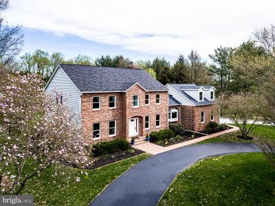 Ellicott City Single Family Home For Sale: 12673 Folly Quarter Road