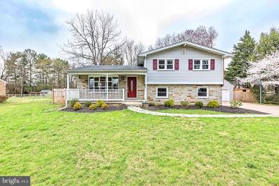 Ellicott City Single Family Home For Sale: 9398 Suland Circle