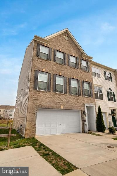 Columbia Townhouse For Sale: 6793 Green Mill Way