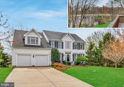 Ellicott City Single Family Home For Sale: 5417 Jerseybelle Court