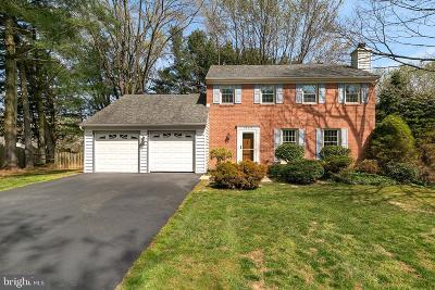 Ellicott City Single Family Home For Sale: 3829 Palmetto Court
