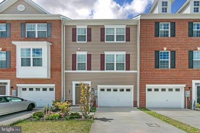 Elkridge Townhouse For Sale: 7833 Taggart Court