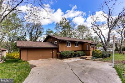 Columbia Single Family Home For Sale: 10741 Evening Wind Court