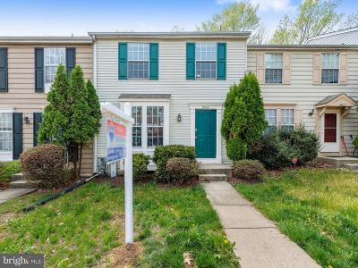 Howard County Townhouse For Sale: 9504 Donnan Castle Court