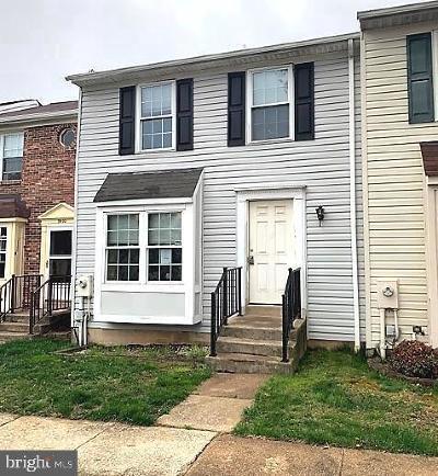 Laurel Townhouse For Sale: 9408 Riverbrink Court