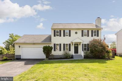 Jessup Single Family Home For Sale: 8238 Lincoln Drive
