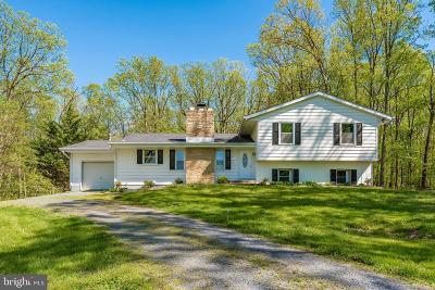 Howard County Single Family Home For Sale: 1625 Old Annapolis Road