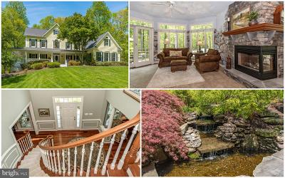 Ellicott City Single Family Home For Sale: 11619 Princess Lane